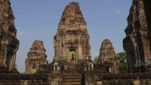 East Mebon Angkor Cambodia