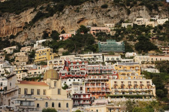 Puglia, Napoli and the Amalfi coast