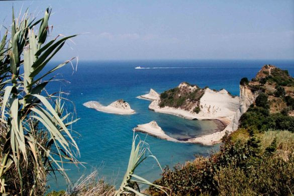The magical Corfu