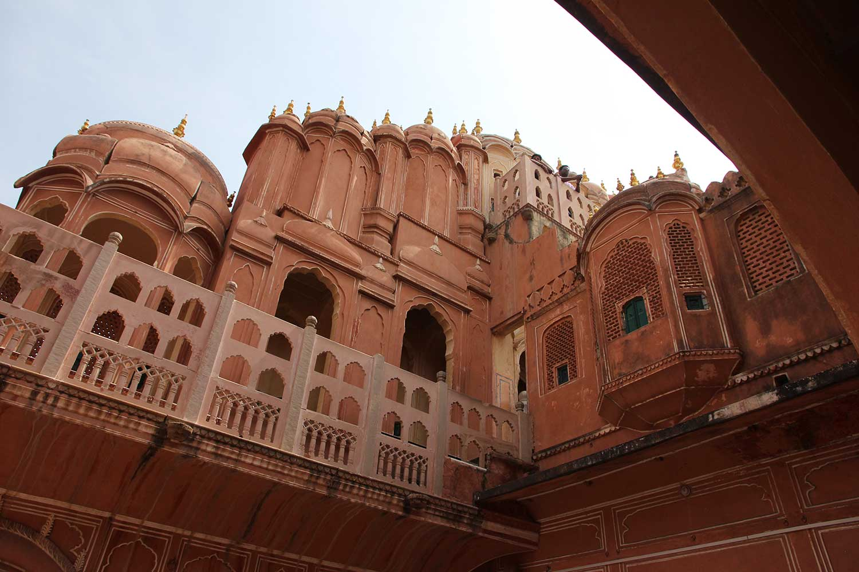hawa mahal, rajasthan, jaipur, india