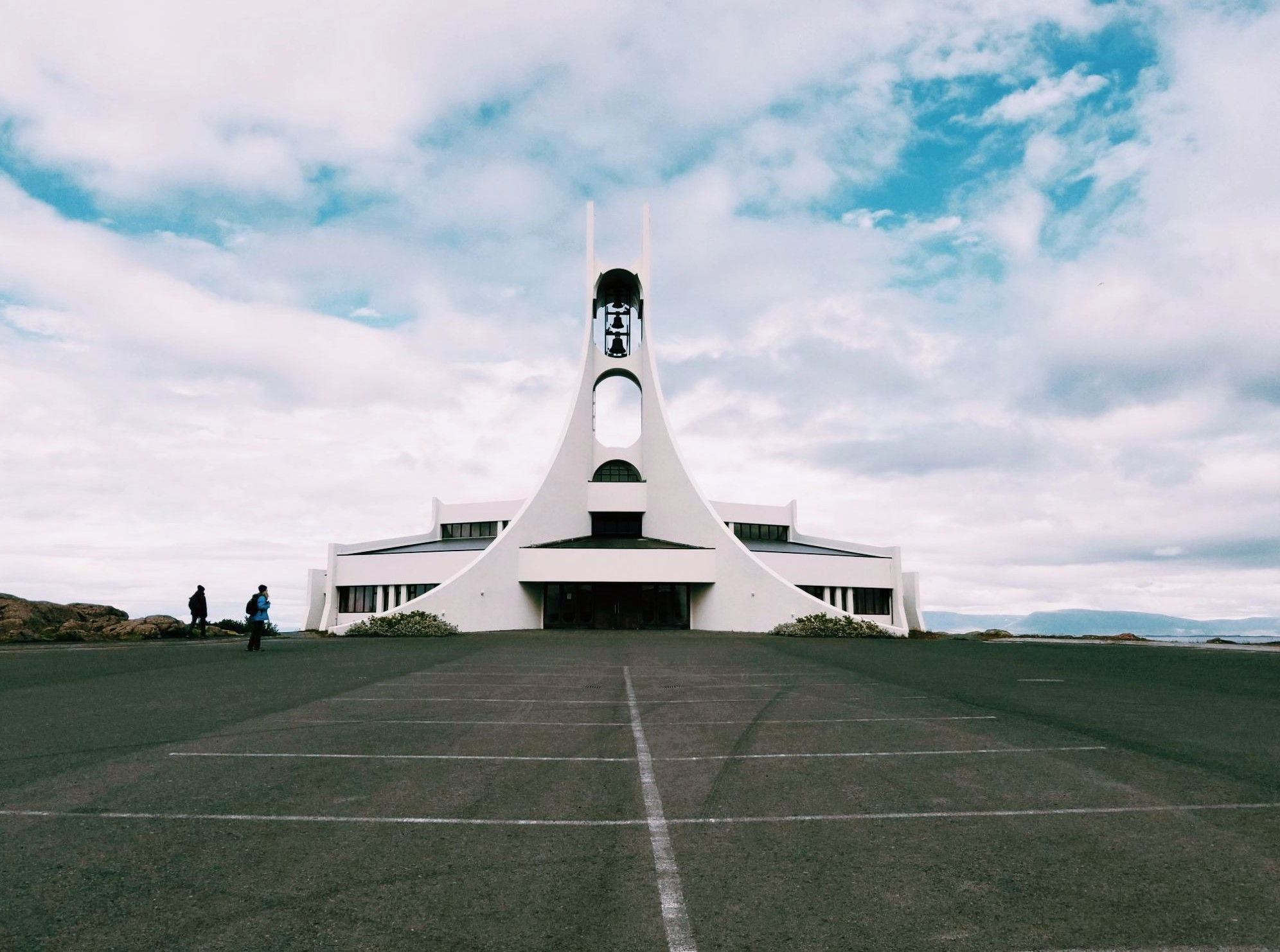 Църквата в Stykkisholmur