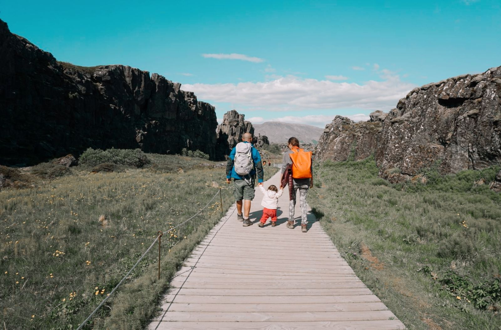 Национален парк Þingvellir (Thingvellir)